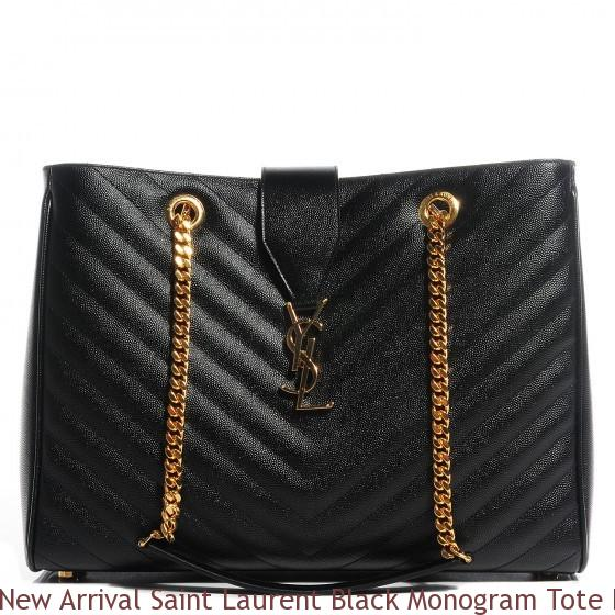 0b6cded3a9 New Arrival Saint Laurent Black Monogram Tote Bag Madison, WI - ysl blogger  bag white - 1566